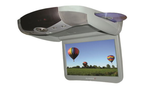 Audio Visual Security | Car DVD Players Rosen X10