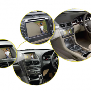 Audio Visual Security | Integrated Car Cameras