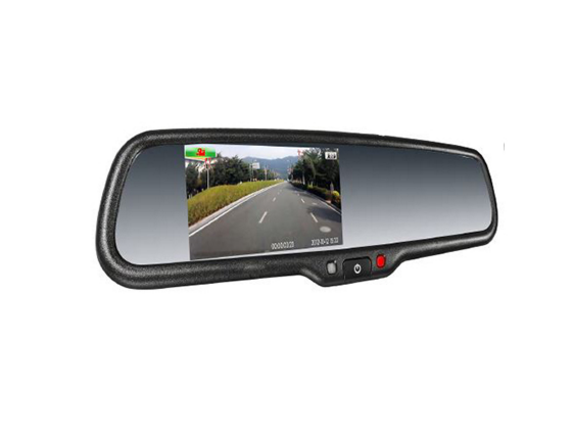 Audio Visual Security | Rear View Mirror Integration