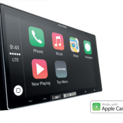 Audio Visual Security | Apple CARPLAY Alpine iLX-007E