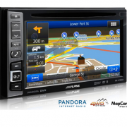 Audio Visual Security | Car Sound Systems Alpine INE-W960A