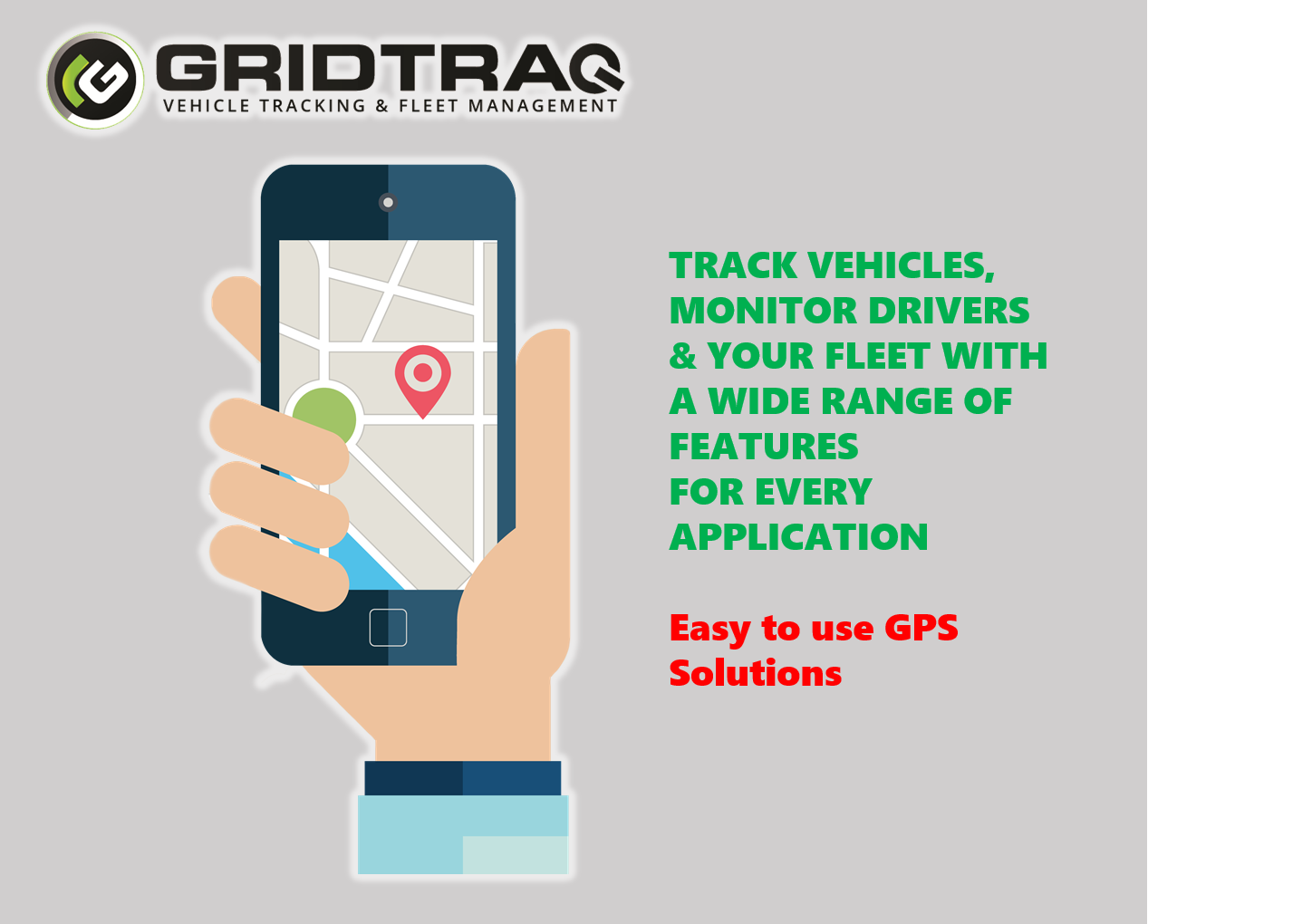 Audio Visual Security | Gridtraq GPS