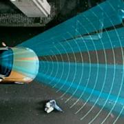 Audio Visual Security | Car Front Sensors