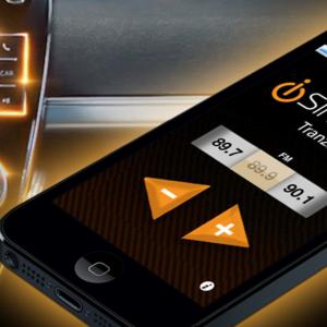 Audio Visual Security   TranzItBLU Car Bluetooth music