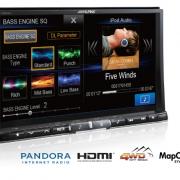 Audio Visual Security | Car Sound Systems Alpine X008AU
