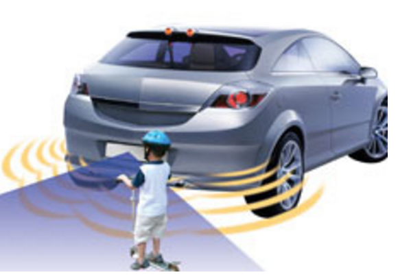 Audio Visual Security | Car Rear Sensors