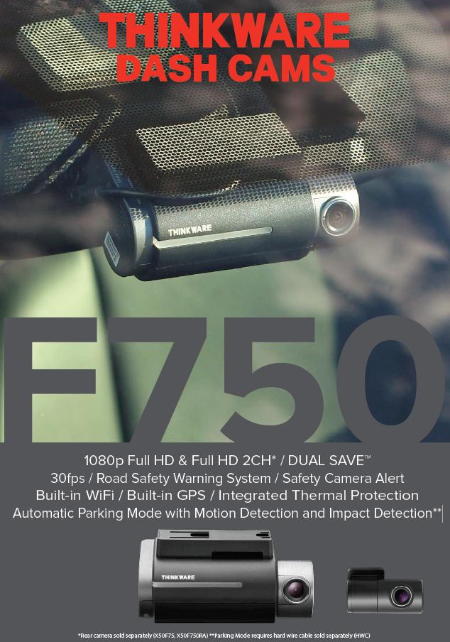 Audio Visual Security | Thinkware Car Crash Cams